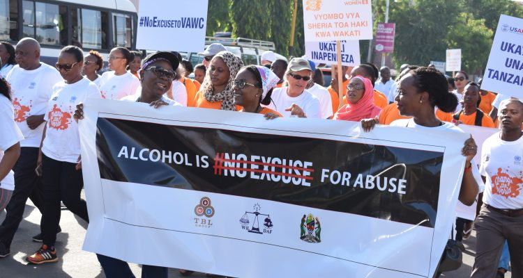 16 Days Of Activism Campaign 2017