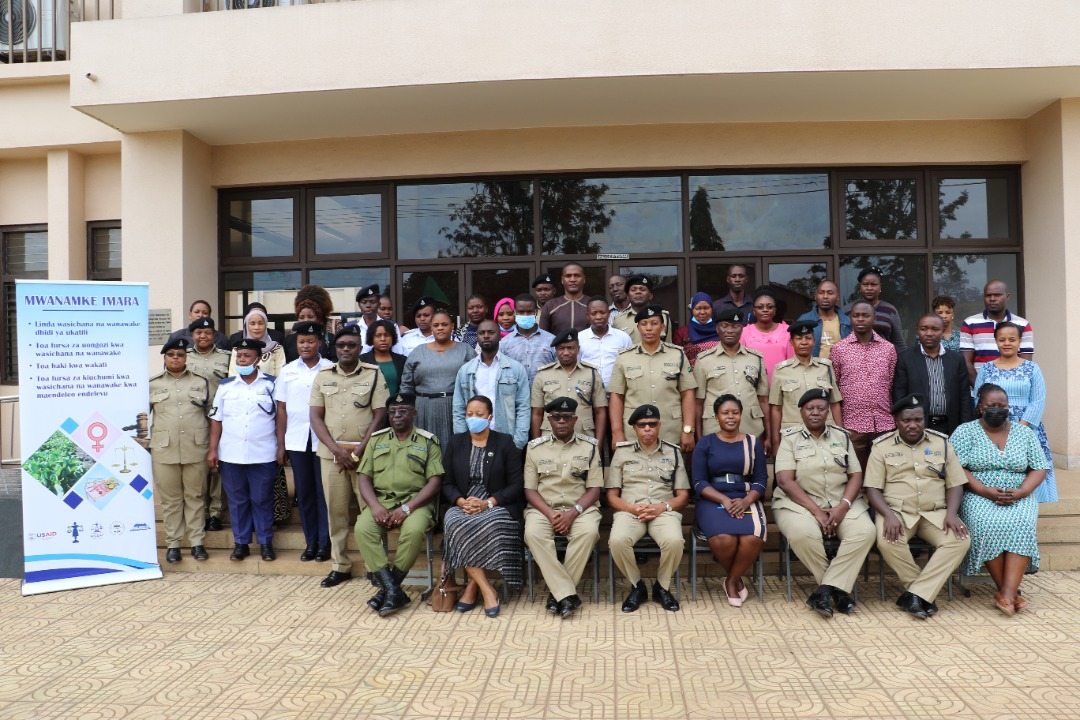 Training to Members of the Police Gender and Children